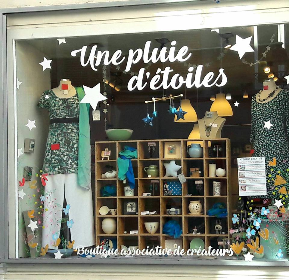 Une pluie d etoiles salon made in france for Salon made in france