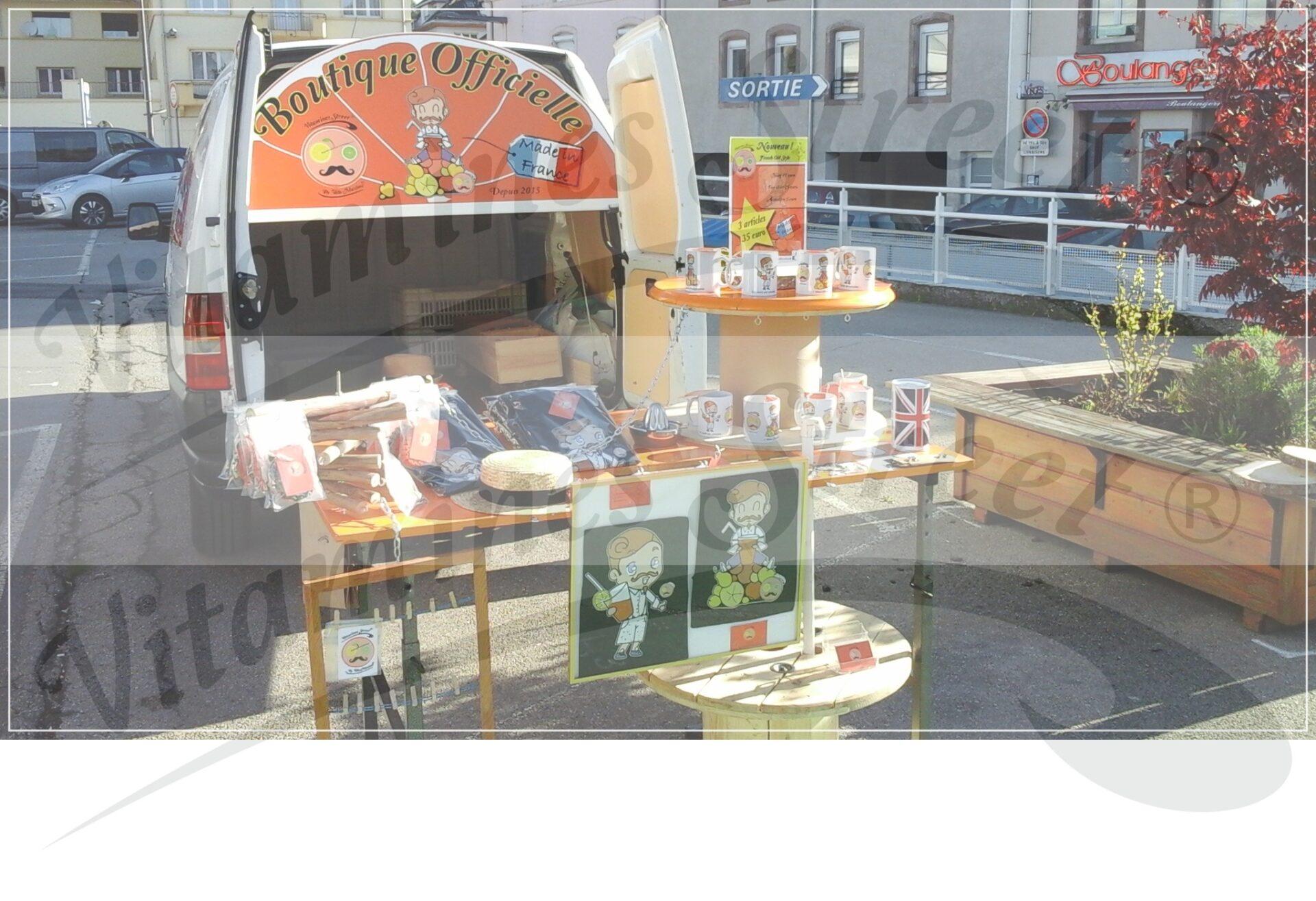 Du marketing survitamin salon made in france for Salon made in france