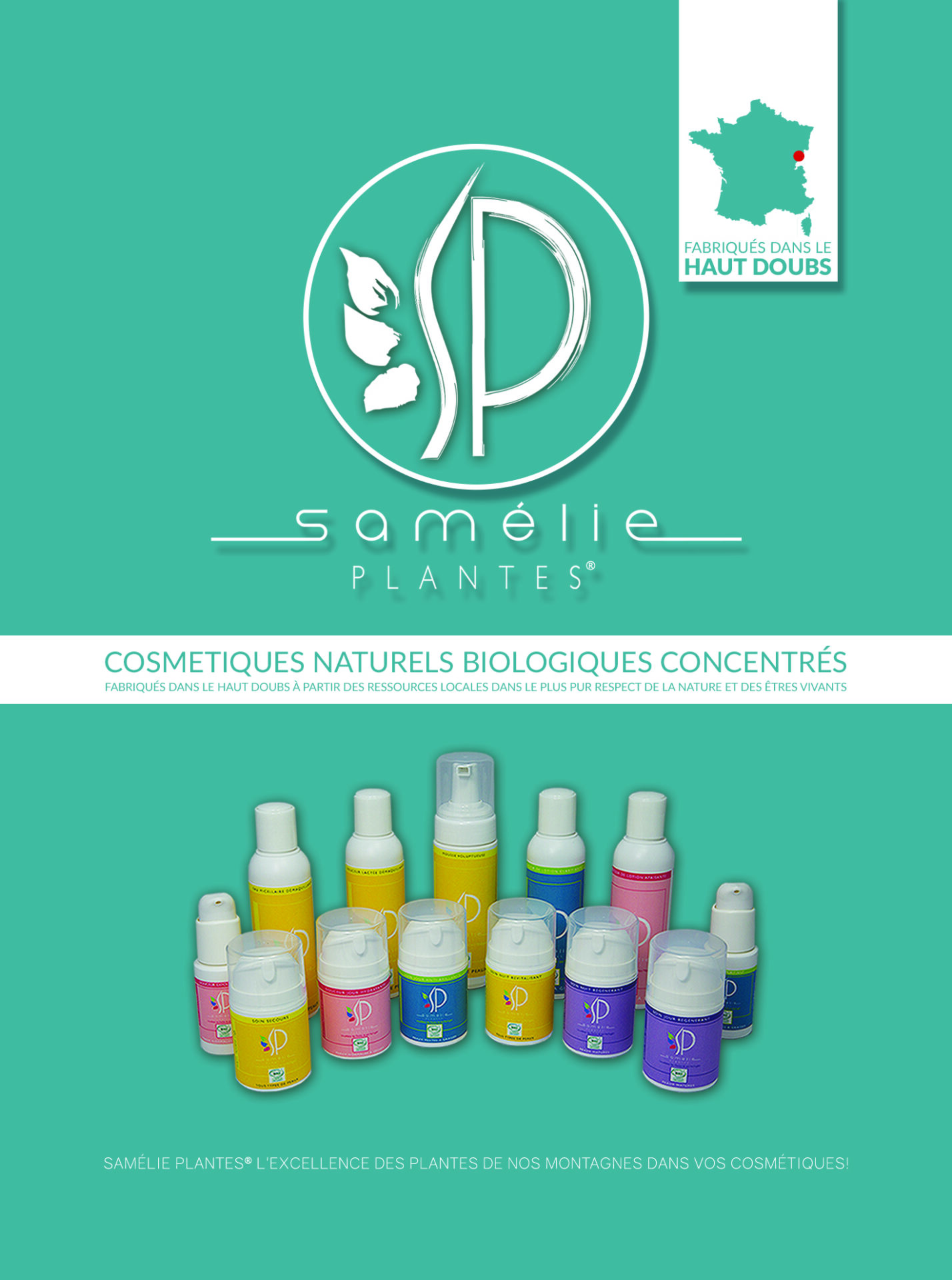 Samelie plantes salon made in france for Salon made in france 2017
